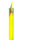 bougie jaune magie