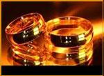 engagement et mariage