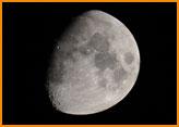 La lune gibbeuse croissante en magie