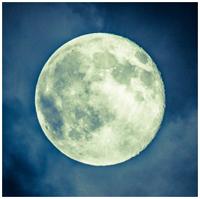 la nouvelle lune et la pleine lune