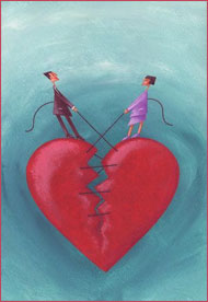 rituel de la Saint Valentin